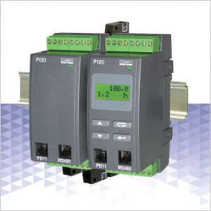 P30O – LCD Pulse/Frequency/Turns/Operation Time Transducer with Ethernet