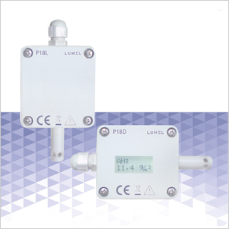 P18D/P18L – Temperature Humidity Sensor