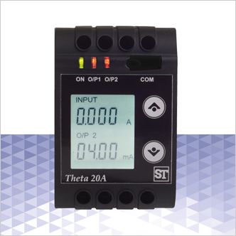 Theta 20A / 20V – LCD AC Current or AC Voltage Transducer