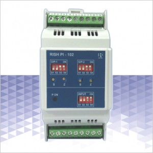 Theta PI102 - Programmable Dual output DC Isolator